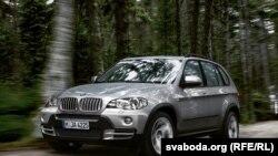 BMW X5, Акс аз бойгонӣ
