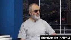 Ալեք Ենիգոմշյանը «Ազատության» ստուդիայում: 14-ը օգոստոսի, 2016 թ․