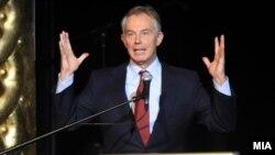 Колишній прем'єр-міністр Великобританії Тоні Блер