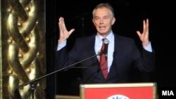 تونی بلر، نخست وزیر سابق بریتانیا و نماینده گروه کوارتت