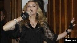 Певица Мадонна призывает своих поклонников обратить внимание на дело Pussy Riot