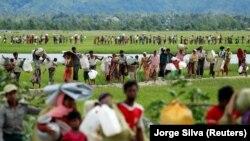 Myslimanët rohingya në Bangladesh