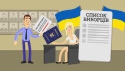 Як змінити місце голосування на виборах 26 жовтня 2014 року