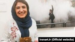 یلدا معیری برنده نشان «عکس سال خبری ایران»