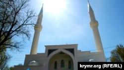 Мечеть у Білогірську, Крим
