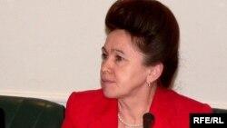 Кәдрия Идрисова