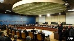 La o reuniune NATO la Bruxelles
