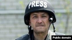 Журналіст польської «Газети Виборчої» Петро Андрусечко
