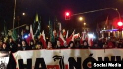 Марш у Гайнаўцы