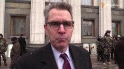 Джефрі Паєт: нова Верховна Рада має подбати про реформи та майбутнє України