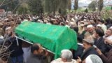 Feroz Shah, a lawyer who was also a member of the jirga tribal assembly in Swat, was laid to rest on December 12,