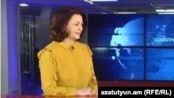 Օպերային երգչուհի Հասմիկ Պապյան, արխիվ