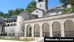 Cetinjski manastir i sjedište Mitropolije
