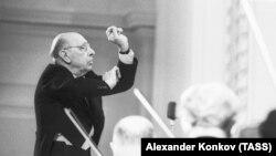 Композитор Игорь Ставинский, 1962 год