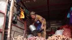 У рынка –женское лицо. На рынке Турсунзаде торговлей занимаются более 1300 женщин