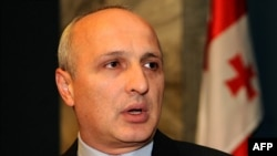 Former Georgian Prime Minister Vano Merabishvili