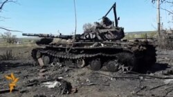 Separatists Take Village Near Luhansk