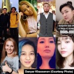 Казахстанцы, составившие обращение на имя Дональда Туска.