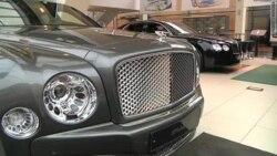Миллионеры в России скупают Rolls-Royce и Bentley