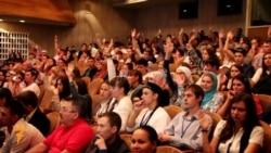 Яшьләр форумында татар гаиләсе турында сөйләштеләр