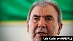 Азербайджанский оппозиционер Джамиль Гасанли