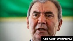 Azerbaijani opposition figure Camil Hasanli