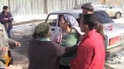 На месте гибели активиста «Табигат»