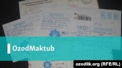 Uzbekistan- Banner OzodMaktub