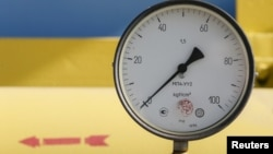 Газокомпресорна станція Мрин, жовтень 2015 року