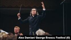 Vladimir Jurowski și perseverența de a restitui muzica lui George Enescu