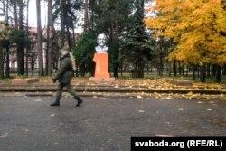 Вайсковая частка ў Печах, дзе загінуў Аляксандар Коржыч
