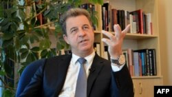 Glavni tužilac Haškog tribunala, Serge Brammertz