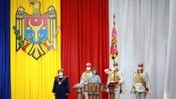 Noua președintă a Republicii Moldova a depus jurământul
