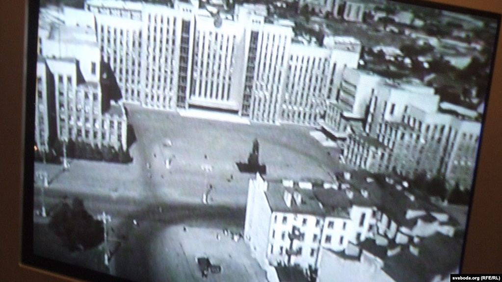 Belarus - Minsk in July 1944. Photo from Ales Klyshka archive