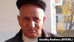Eyvaz Abbasov, Türkendi orta məktəbin direktoru 27 dekabr 2016