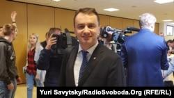 Сергій Пеляса, редактор білоруського телебачення «Белсат»