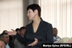 Полтавка мэрі Марина Руденко