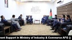 بورد عالی حمایت از سرمایهگذاری به هدف حمایت ازتولید کنندهگان داخلی امروز در وزارت صنعت و تجارت برگزارشد.
