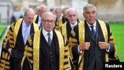 Съдии от Върховния съд на Великобритания