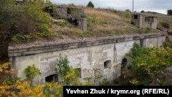 Командный пункт форта Северный
