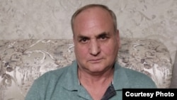 Бывший шахтер Юрий Бейзер. Подземный стаж — 35 лет