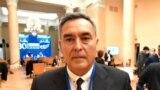Turkmenistan. Conference in Wiena. Myrat Gurbanow. Ocotober 14, 2021