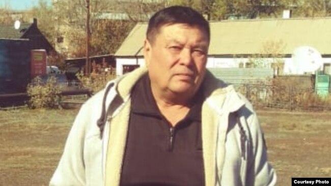 Анвар Жиенкулов — бывший шахтер, получивший профзаболевания и ставший инвалидом