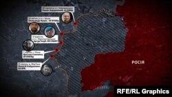 Українські військові, які загинули від обстрілів ПТРК у 2021 році за станом на кінець вересня