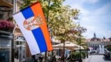 Tensions are high in the northwestern Serbian city of Sombor after a local man was targeted by a far-right extremist group for opening his hostel to migrants. (file photo)