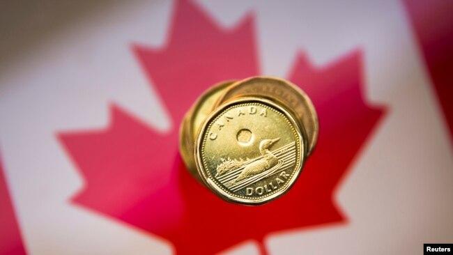 Kanada je preko svoje Agencije za međunarodni razvoj (CIDA) provela više od 120 projekata u BiH, vrijednih blizu stotinu miliona eura (na fotografiji kovanice kandskog dolara)