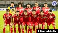Мунтахаби олимпии футболи Тоҷикистон (U-23)