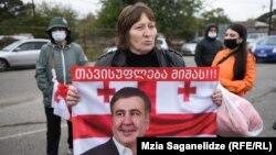Сторонники третьего президента Грузии убеждены, что все дела против Михаила Саакашвили политизированы