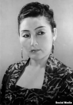 Ирина Деркембаева.