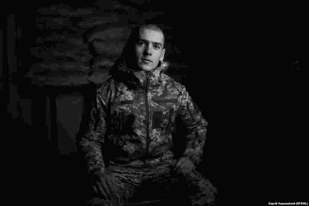Иван, старший солдат, 20 лет
